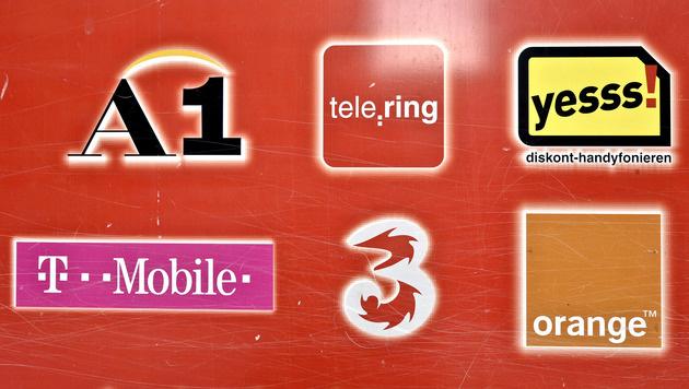 Wettbewerbshüter untersuchen Telekombranche (Bild: APA/HERBERT NEUBAUER)