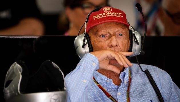 """Niki Lauda verspricht: """"Formel 1 wird attraktiver"""" (Bild: APA/EPA/DAVID EBENER)"""