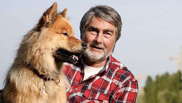 """Für den Verhaltensforscher Kurt Kotrschal sind Menschen ohne """"andere"""" Tiere nicht lebensfähig. (Bild: Peter Rigaud)"""