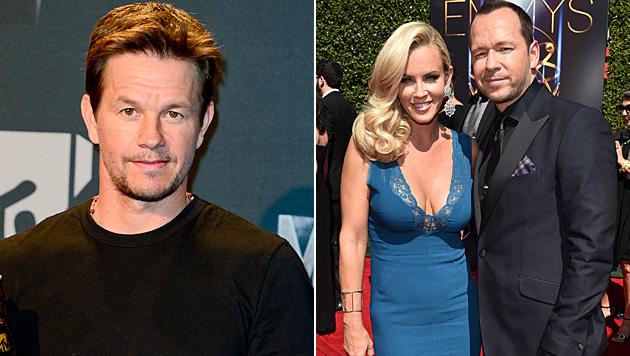 Mark Wahlberg schwänzte die Hochzeit seines Bruders Donnie mit Jenny McCarthy. (Bild: APA/EPA/MICHAEL NELSON, Invision for the Television Academy)