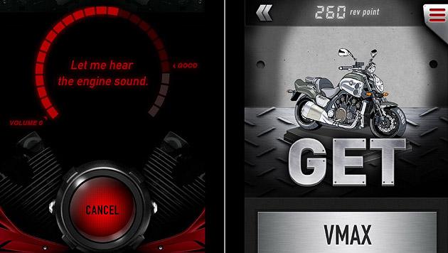 App übersetzt Motorradsound in Sprache (Bild: Yamaha)