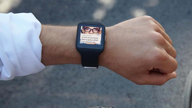 Datenschützer warnen vor Smartwatch & Fitnessband (Bild: Sony)