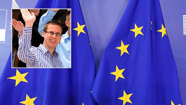 Ex-Jemen-Geisel Neubauer will EU-Diplomat werden (Bild: APA/AFP/STR, APA/EPA/JULIEN WARNAND)