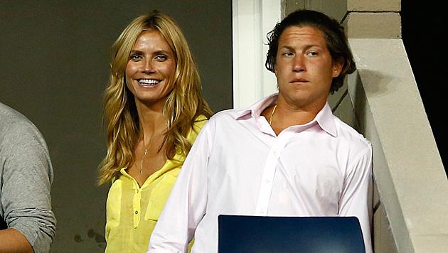 Heidi und ihr Vito (Bild: AFP)