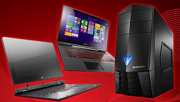 IFA 2014: Die wichtigsten PC-Neuheiten von Lenovo (Bild: Lenovo, thinkstockphotos.de, krone.at-Grafik)