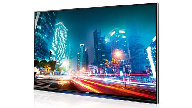 Neue 4K-TVs mit 55, 65 und 85 Zoll von Panasonic (Bild: Panasonic)