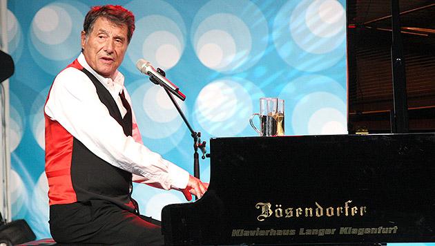 Udo Jürgens 80-jährig an Herzversagen gestorben (Bild: Rojsek Wiedergut)