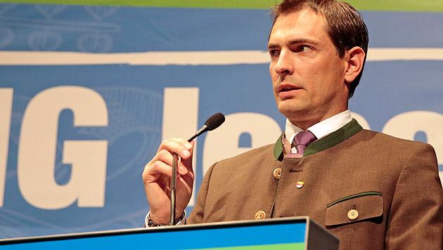 Kärnten: FPÖ-Chef für Wiedervereinigung mit BZÖ (Bild: APA/Gert Eggenberger)