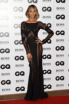 Model Jourdan Dunn (Bild: Jonathan Short/Invision/AP)