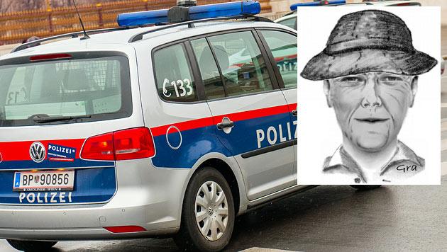 Der 73-Jährige könnte noch für weitere Delikte in Österreich und Deutschland verantwortlich sein. (Bild: Andreas Graf, LPD Salzburg)