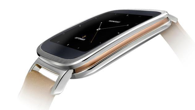 ZenWatch: Asus stellt erste eigene Smartwatch vor (Bild: Asus)