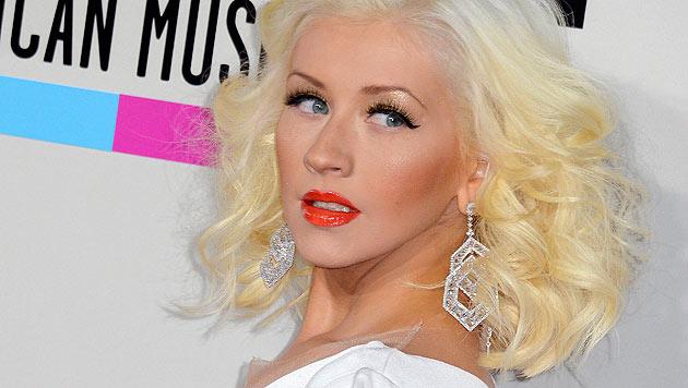 Sängerin Christina Aguilera (Bild: EPA/PAUL BUCK)