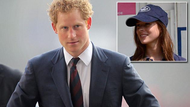 """Findet Prinz Harry mit Ex-""""Miss Edinburgh"""" Camilla Thurlow das dauerhafte Glück? (Bild: APA/EPA/MARIO RUIZ, facebook.com/camillathrulow)"""