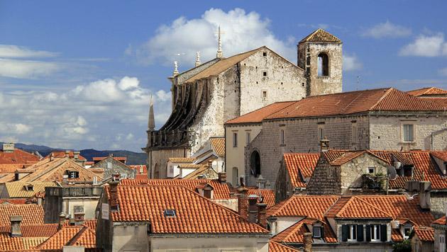 Dubrovnik und die Insel auf der Insel (Bild: thinkstockphotos.de)