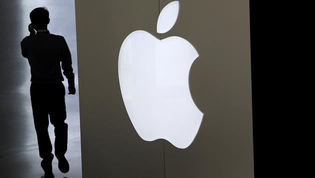 Hat Apple den Staat um Millionen Euro geprellt? (Bild: AP)