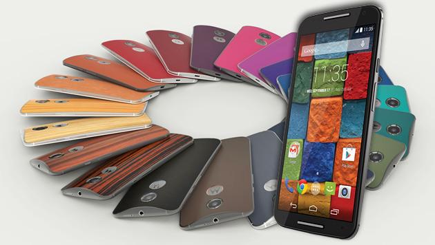 Motorola aktualisiert Modelle Moto X und Moto G (Bild: Motorola, krone.at-Grafik)