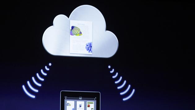Promi-Nacktfotos: Apple verspricht mehr Sicherheit (Bild: AP)