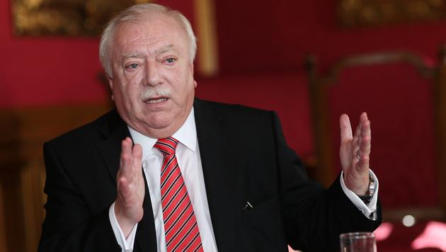 SPÖ-Front für Vermögenssteuer bröckelt (Bild: Peter Tomschi)