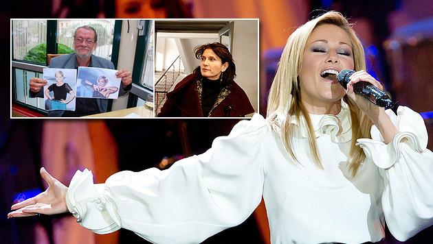Kleine Bilder: Heimo Eitel und Anwältin Astrid Wagner (Bild: EPA, Martin A. Jöchl)