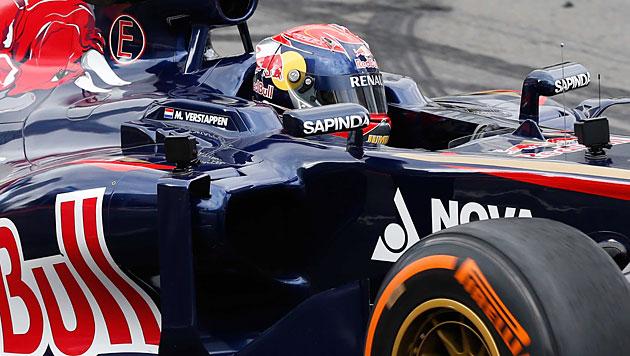 Blitzaufstieg von Max Verstappen spaltet Formel 1 (Bild: APA/EPA/Bas Czerwinski)