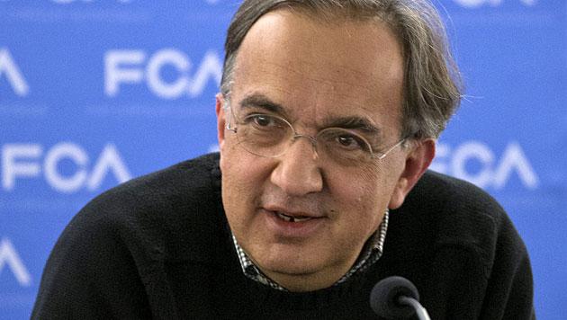 Fiat-Chef schließt Montezemolo-Ablöse nicht aus (Bild: APA/EPA/Rena Laverty)