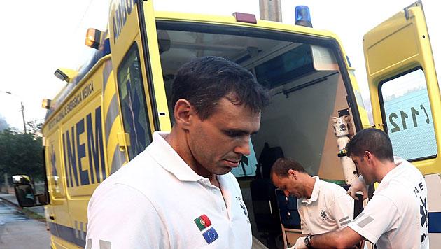 Mindestens 3 Tote bei Rallye-Unglück in Portugal (Bild: EPA/Jose Coehlo/picturedesk.com (Symbolbild))