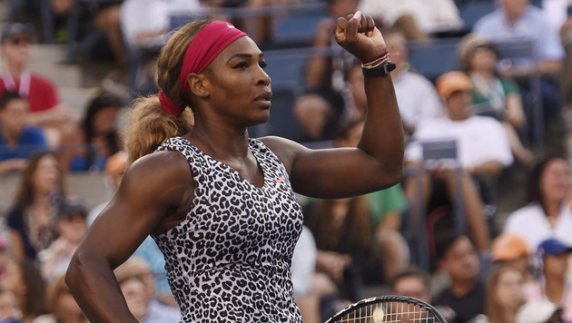 18. Grand-Slam-Titel: Serena Williams (Bild: APA/EPA/JOHN G. MABANGLO)