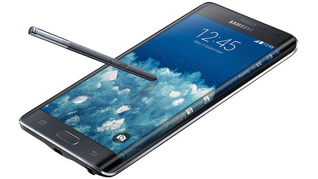 Samsung Galaxy Note Edge (Bild: Samsung)