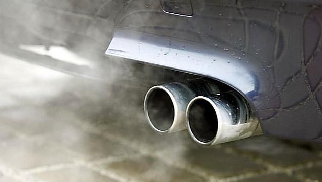 Neuer Höchststand bei Treibhausgasen (Bild: APA/dpa/Marcus Führer)