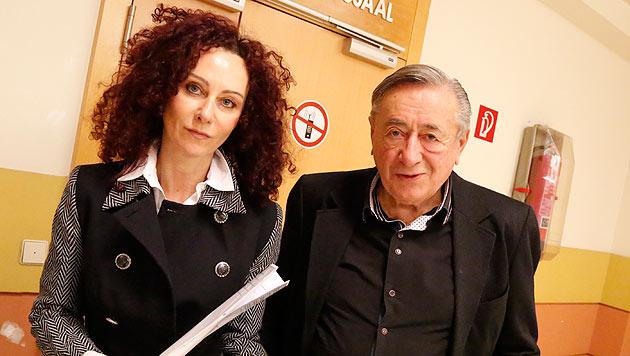 """Christine """"Mausi"""" Lugner ist auf Ex-Mann Richard nicht gut zu sprechen. (Bild: Martin A. Jöchl)"""