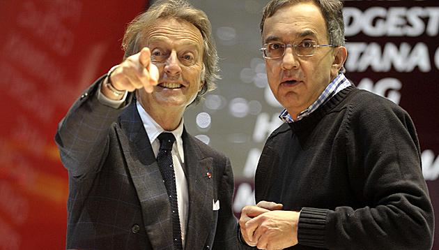 Fiat-Boss Marchionne will bei Ferrari ans Steuer (Bild: SANDRO CAMPARDO / EPA / picturedesk.com)