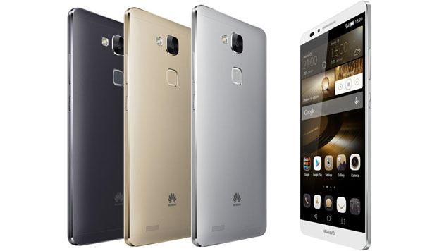 Huawei Ascend Mate 7: Starker Alu-Gigant im Test (Bild: Huawei)
