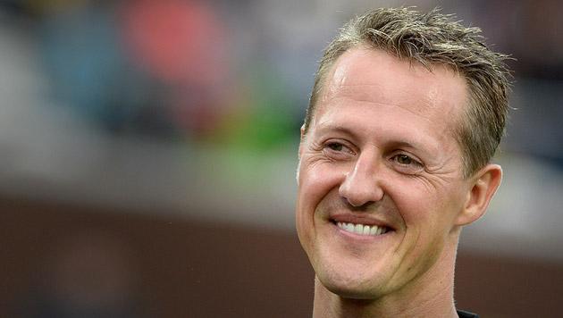 Michael Schumacher ist wieder zu Hause (Bild: APA/dpa)