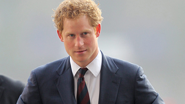 Prinz Harry (Bild: APA/EPA/MARIO RUIZ)