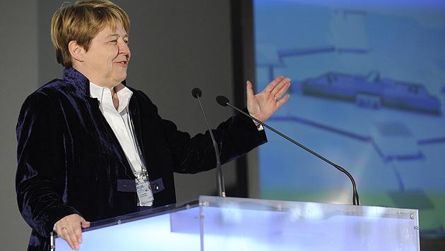 Ederer zur ÖBB-Aufsichtsratschefin gewählt (Bild: APA/Hans Klaus Techt)