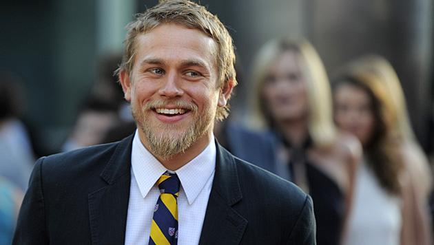 Charlie Hunnam sollte den Christian Grey spielen, wollte die Rolle aber nicht. (Bild: AP)
