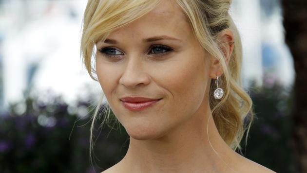 """Reese Witherspoon wurde für ihre Rolle in """"Walk the Line"""" mit einem Oscar ausgezeichnet. (Bild: AP)"""