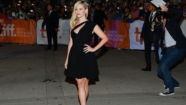 """Reese Witherspoon bei der Premiere von """"Wild"""" in Toronto (Bild: AP)"""