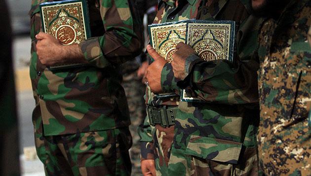 """Das """"Netzwerk Sozialer Zusammenhalt"""" kämpft gegen die Radikalisierung des Islam. (Bild: APA/EPA/ALAA AL-SHEMAREE)"""
