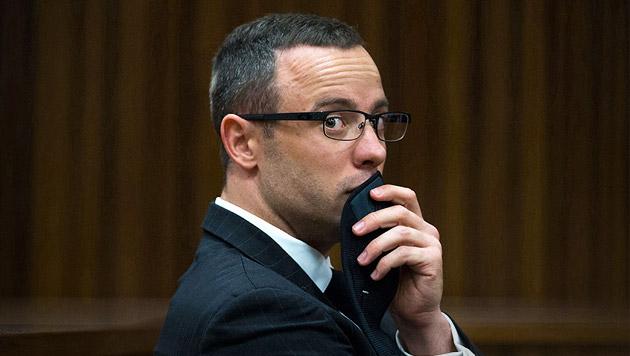 Oscar Pistorius ruft Verfassungsgericht an! (Bild: AP)