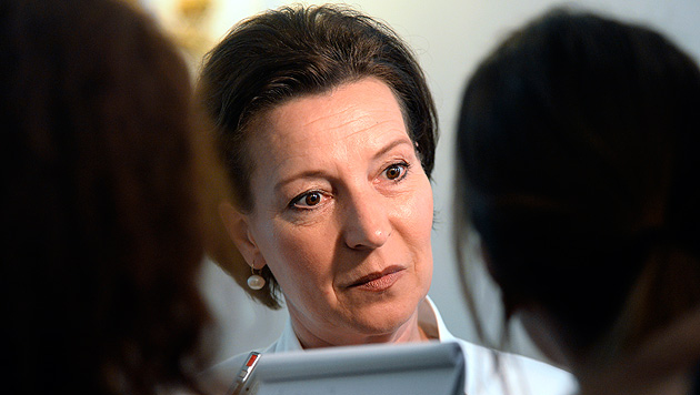 Unterrichtsministerin Gabriele Heinisch-Hosek (Bild: APA/HANS KLAUS TECHT)