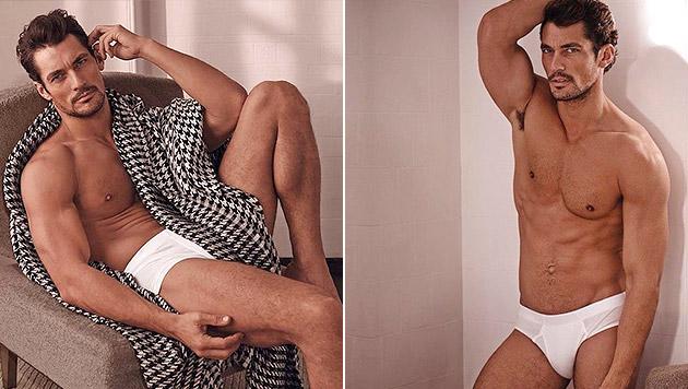 David Gandy ist der neue David Beckham (Bild: Marks & Spencer)