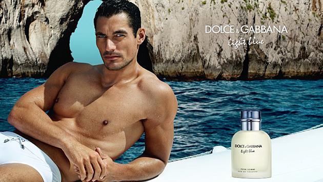 David Gandy für Dolce & Gabbana (Bild: Dolce & Gabbana)