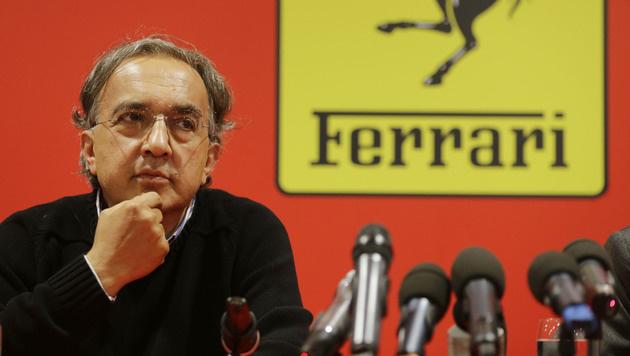 Sergio Marchionne (Bild: AP)