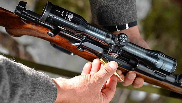 Jäger wollte Hund erschießen - von Zeugin gerettet (Bild: APA/BARBARA GINDL (Symbolbild))