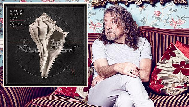Robert Plant hat wieder zu sich selbst gefunden (Bild: Warner Music)
