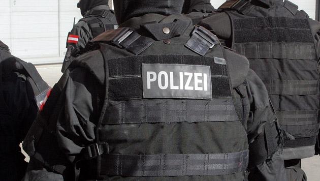 Terrordrohung gegen Polizei in St. Pölten (Bild: Andi Schiel (Symbolbild))