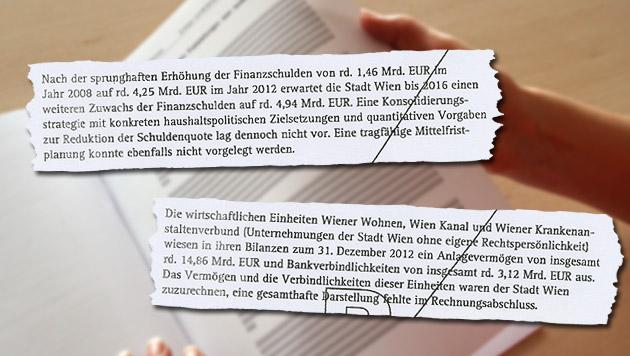Wiens Schulden steigen auf fast 5 Milliarden Euro (Bild: Christian Jauschowetz)