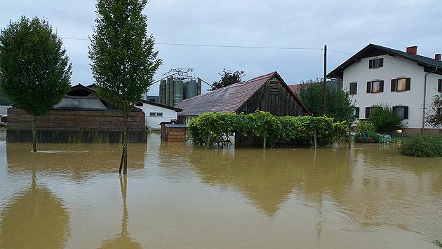 Die Situation im Großraum Paldau (Bild: APA/LFV FRANZ FINK)
