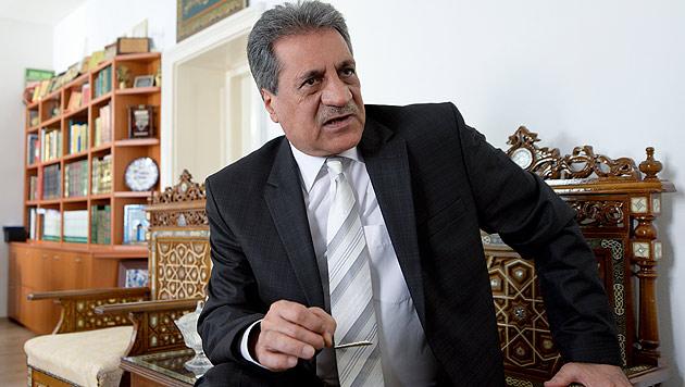 Fuat Sanac, Vorsitzender der Islamischen Glaubensgemeinschaft (Bild: APA/HERBERT NEUBAUER)